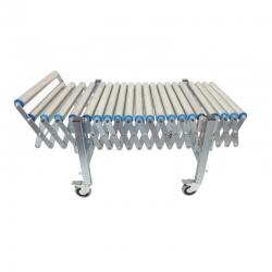 Extensible rodillos metálicos