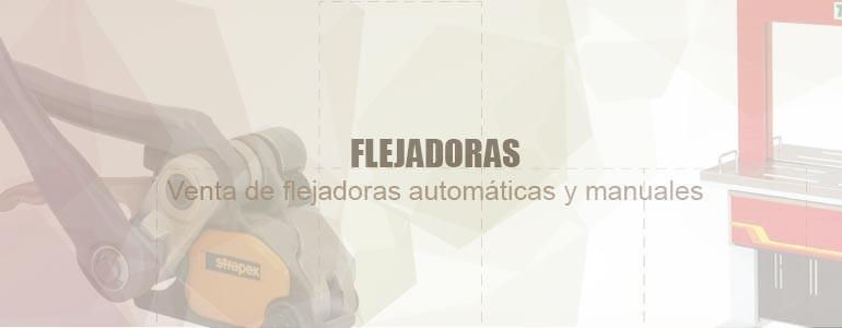¡Descubre la calidad de nuestra máquina flejadora!