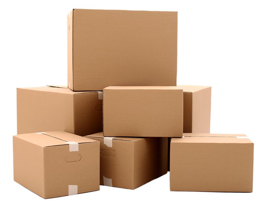 cajas de cart n en la industria del embalaje