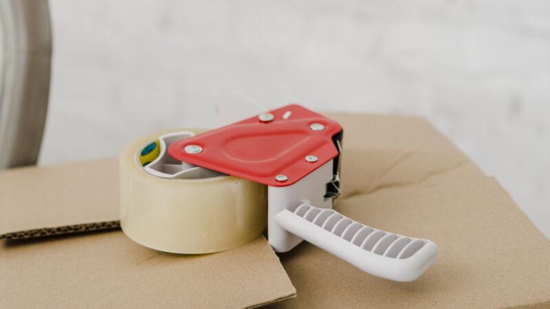 ¿Cuándo es necesario un dispensador de cinta adhesiva?