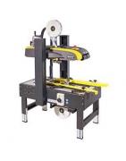 Precintadoras de cajas semiautomáticas de ajuste manual