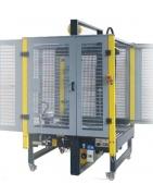 Precintadoras de cajas semiautomáticas de ajuste automático SIAT