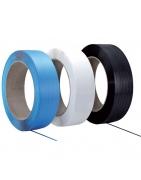 Fleje plástico, acero y textil | Embalajes Terra